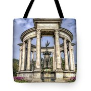 The Cenotaph Cardiff Tote Bag