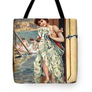 The Changing Room Tote Bag