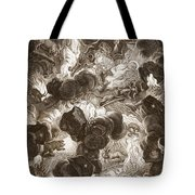 The Chaos, Engraved By Bernard Picart Tote Bag