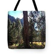 The Chapel Yosemite Tote Bag