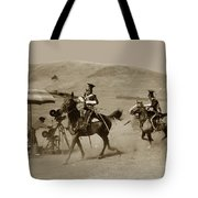 The Charge Of The Light Brigade 1936 Tote Bag