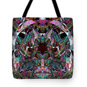 The Chariot Tote Bag