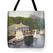 The Charles River Sailing Club Tote Bag