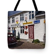 The Charm Of The Old Times Tote Bag