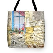 The Charme Of The Old Tote Bag