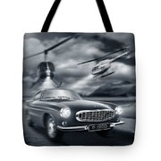 The Chase 2 Tote Bag