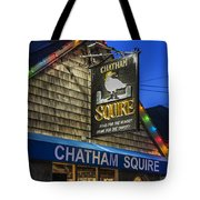 The Chatham Squire Tote Bag