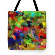 The Chatterers Tote Bag