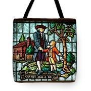 The Cherry Tree Tote Bag
