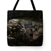 The Child Ascends Tote Bag