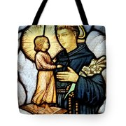 The Child Prophet Tote Bag