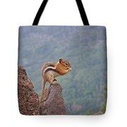 The Chipmunk Tote Bag