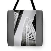 The Chippendale Building Tote Bag