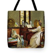 The Chorale Tote Bag