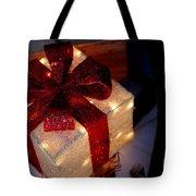 The Christmas Gift Tote Bag
