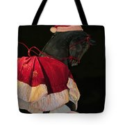 The Christmas Horse Tote Bag