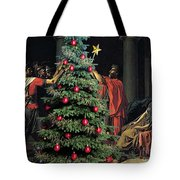 The Christmas Tree Of The Horatii Tote Bag