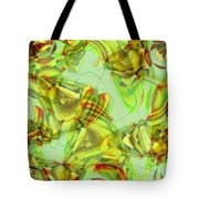 The Chrysalis Shatters Tote Bag