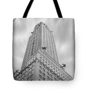 The Chrysler Building Tote Bag