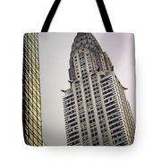 The Chrysler Tote Bag
