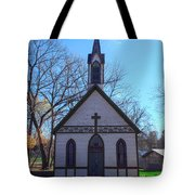 The Church At Billie Creek Tote Bag