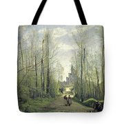 The Church At Marissel Tote Bag