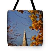The Church In Goshen Tote Bag