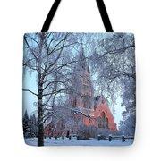 The Church Of Kemi Tote Bag