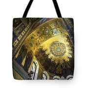 The Church Of Our Savior On Spilled Blood 2 - St. Petersburg - Russia Tote Bag