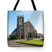 The Church Of Saint Patrick Tote Bag