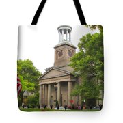 The Church Of The Presidents Tote Bag