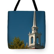 The Church Of The Redeemer Tote Bag