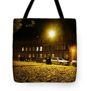 The Circus At Night Tote Bag