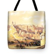 The Citadel Of Cairo Residence Of Mehemit Ali Tote Bag