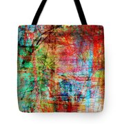 The City 10 Tote Bag