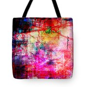 The City 11 Tote Bag