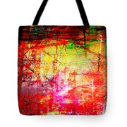 The City 11a Tote Bag