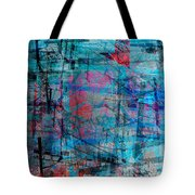 The City 15 Tote Bag