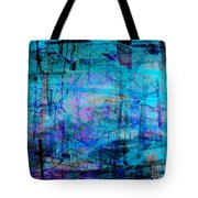 The City 15a Tote Bag