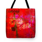 The City 16 Tote Bag