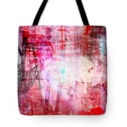The City 18 Tote Bag