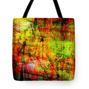 The City 20 Tote Bag