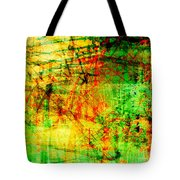 The City 21 Tote Bag
