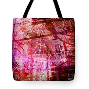 The City 23 Tote Bag