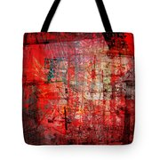 The City 24a Tote Bag