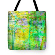 The City 27 Tote Bag
