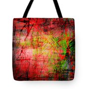 The City 32 Tote Bag