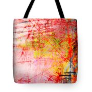 The City 33 Tote Bag