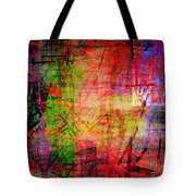 The City 35 Tote Bag