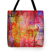 The City 35a Tote Bag